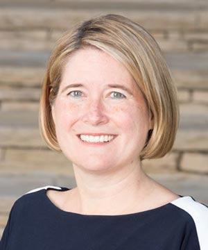 Headshot of Becky Blankenburg
