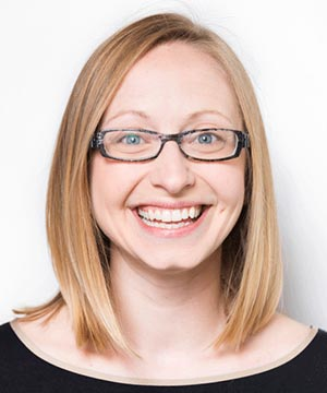 Headshot of Catherine Michelson