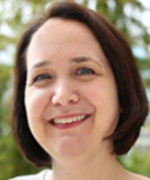 Headshot of Meredith Bone