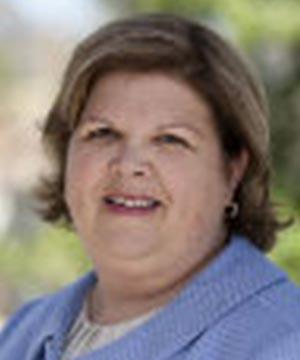 Headshot of Linda Waggoner-Fountain