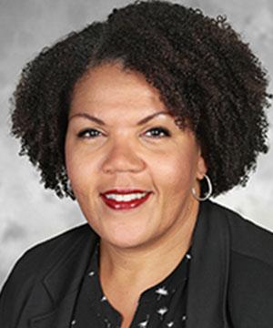 Headshot of Patricia Poitevien