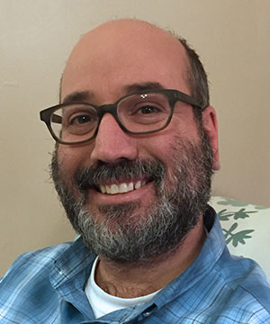 Headshot of Rhett Lieberman