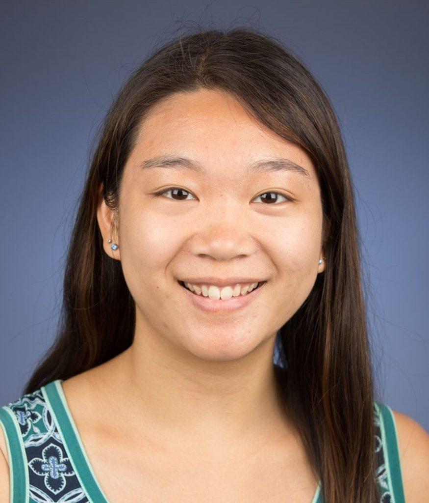 Caroline Wang Headshot