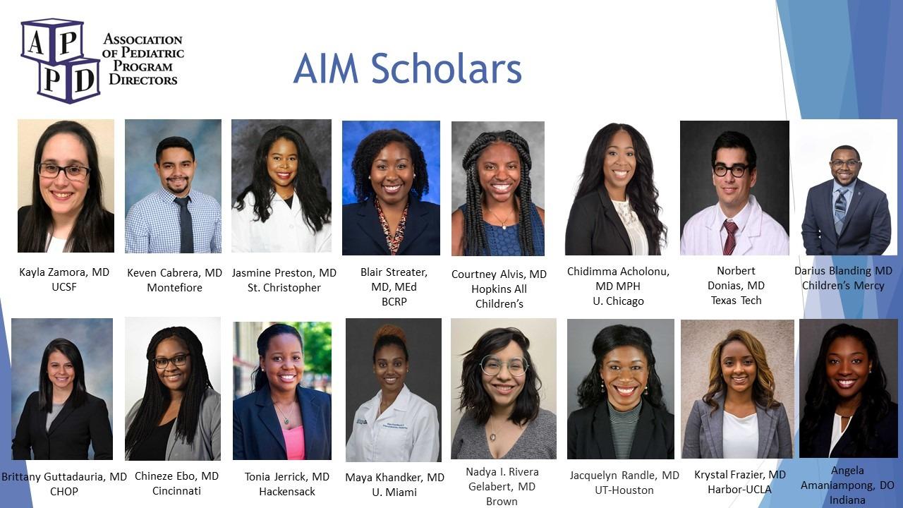 AIM Scholars 2021